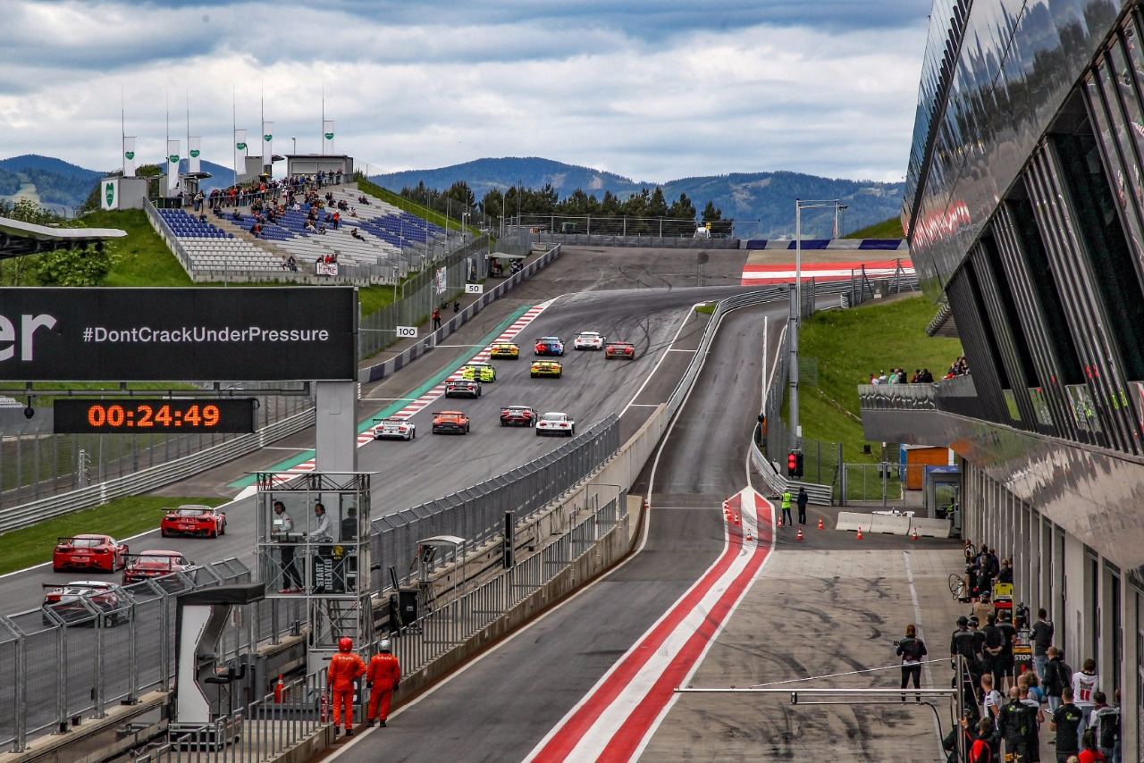 Další závod se bude konat už příští víkend, tentokrát na Red Bull Ringu