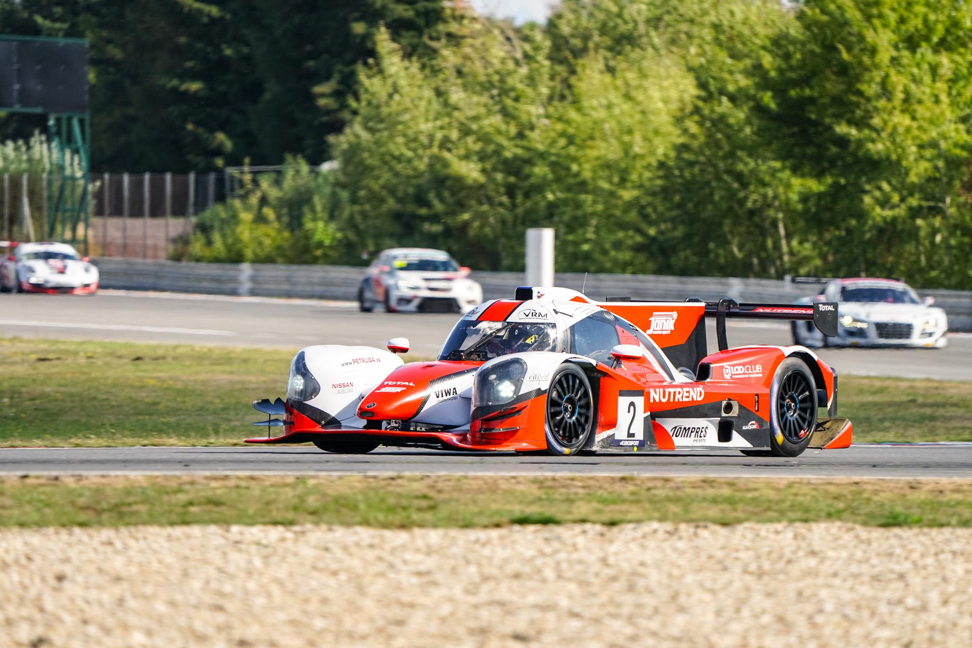 Český tým Janík Motorsport kraloval třídě sportovních prototypů
