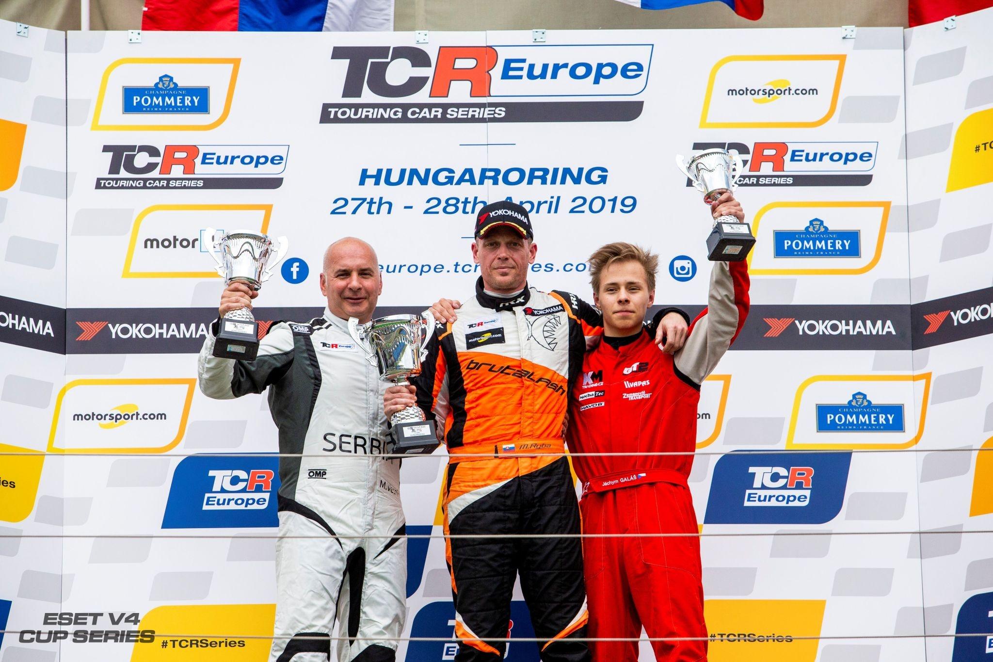Photos ESET TCR Hungaroring 2019