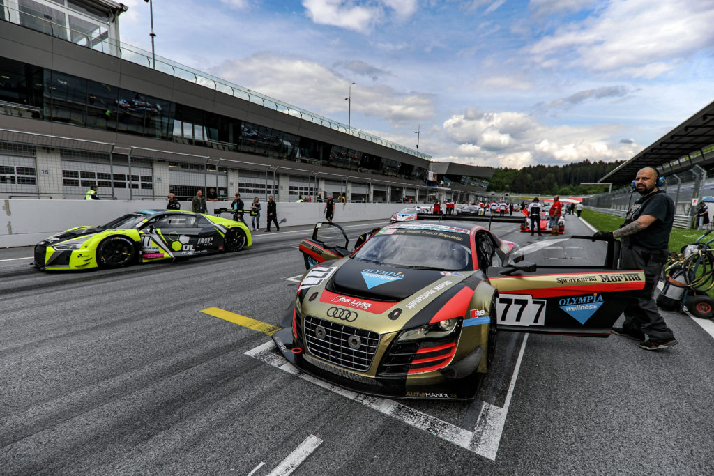 More than 100 cars to race at Red Bull Ring