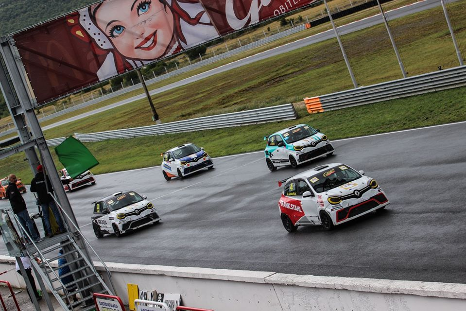 Dernovšek se zúčastní náborového programu do evropských NASCAR
