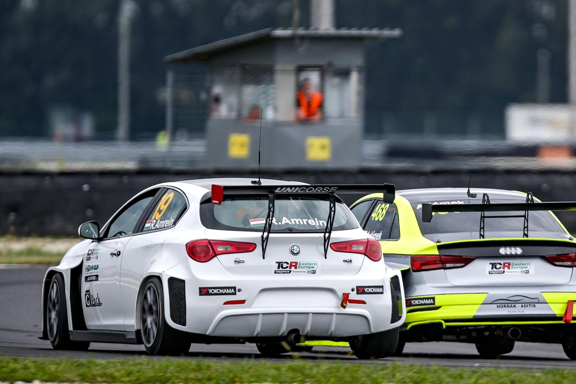 TCR Eastern Europe Touring Car Series 2020 na novém webu