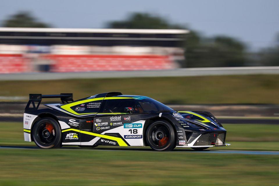 Vytrvalost GT4 patří Minibergerovi