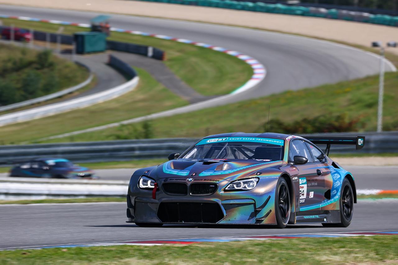 Zsigo se stal třetím letošním vítězem GT sprintu