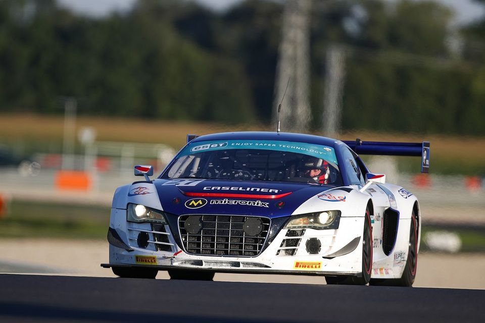 GT Sprints at Brno to offer good fun