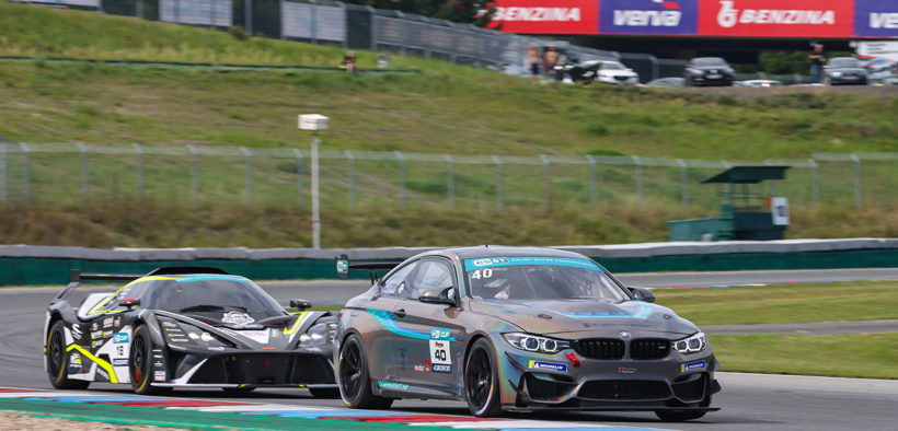 GT4 Sprint series to offer exciting finale