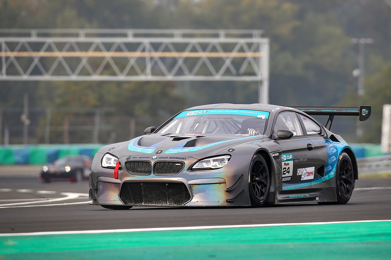 Sprint GT3: Zsigo porazil Skalického o jediný bod