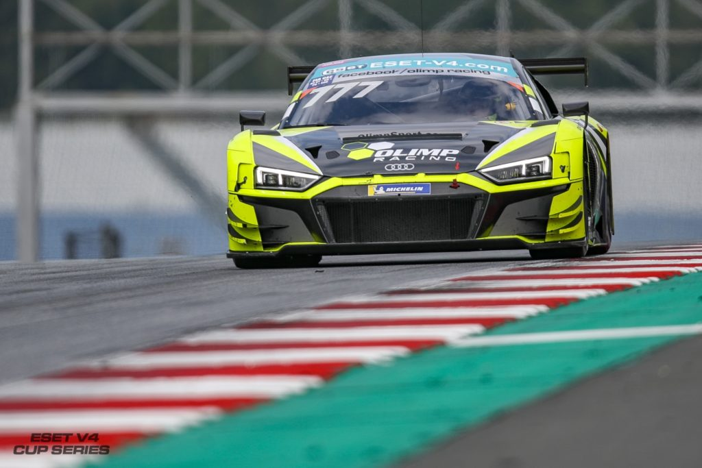 Calendar change – Slovakia Ring to replace cancelled Red Bull Ring