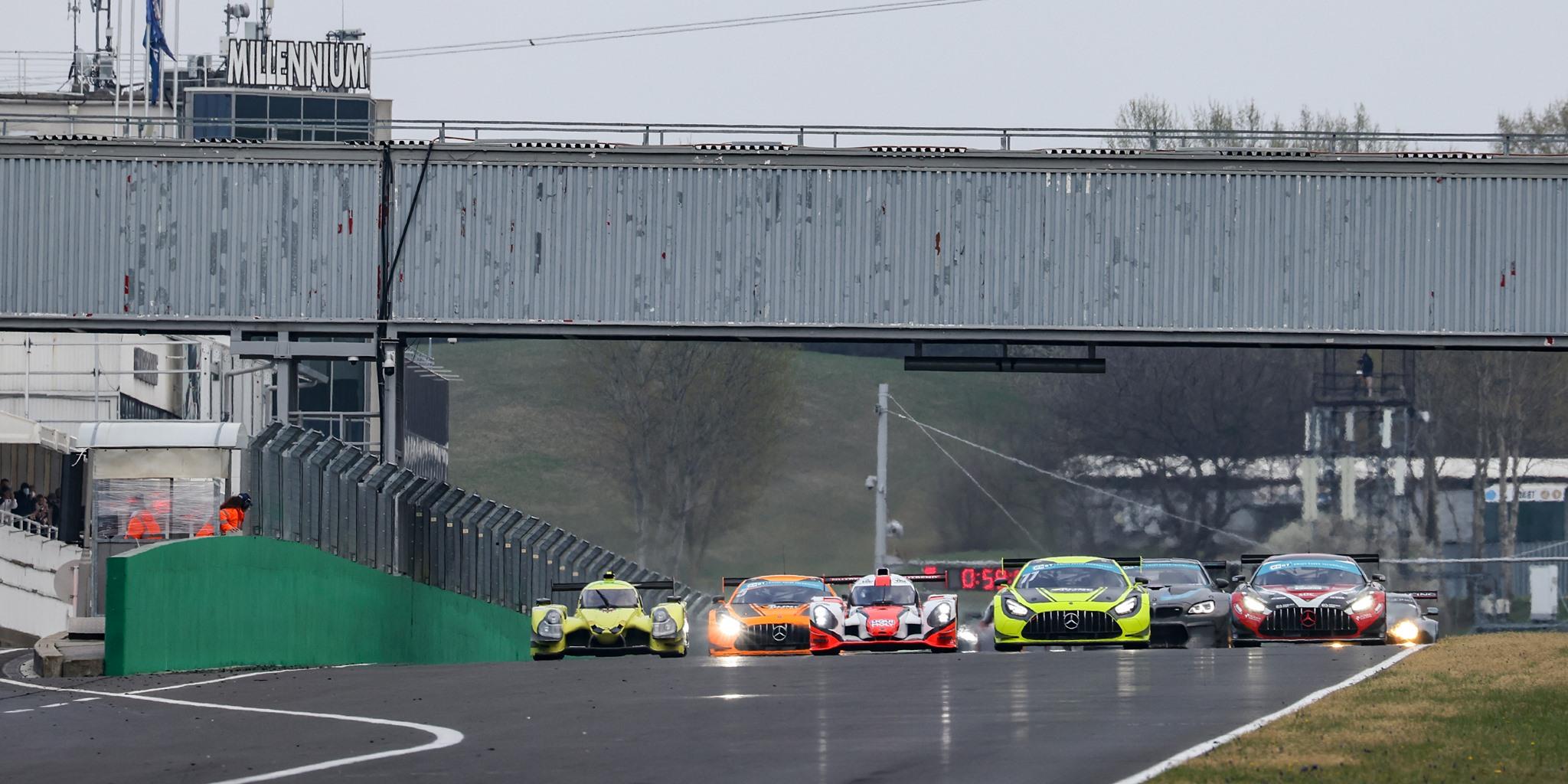 Slovenské GT závody slibují napínavou podívanou na několika frontách