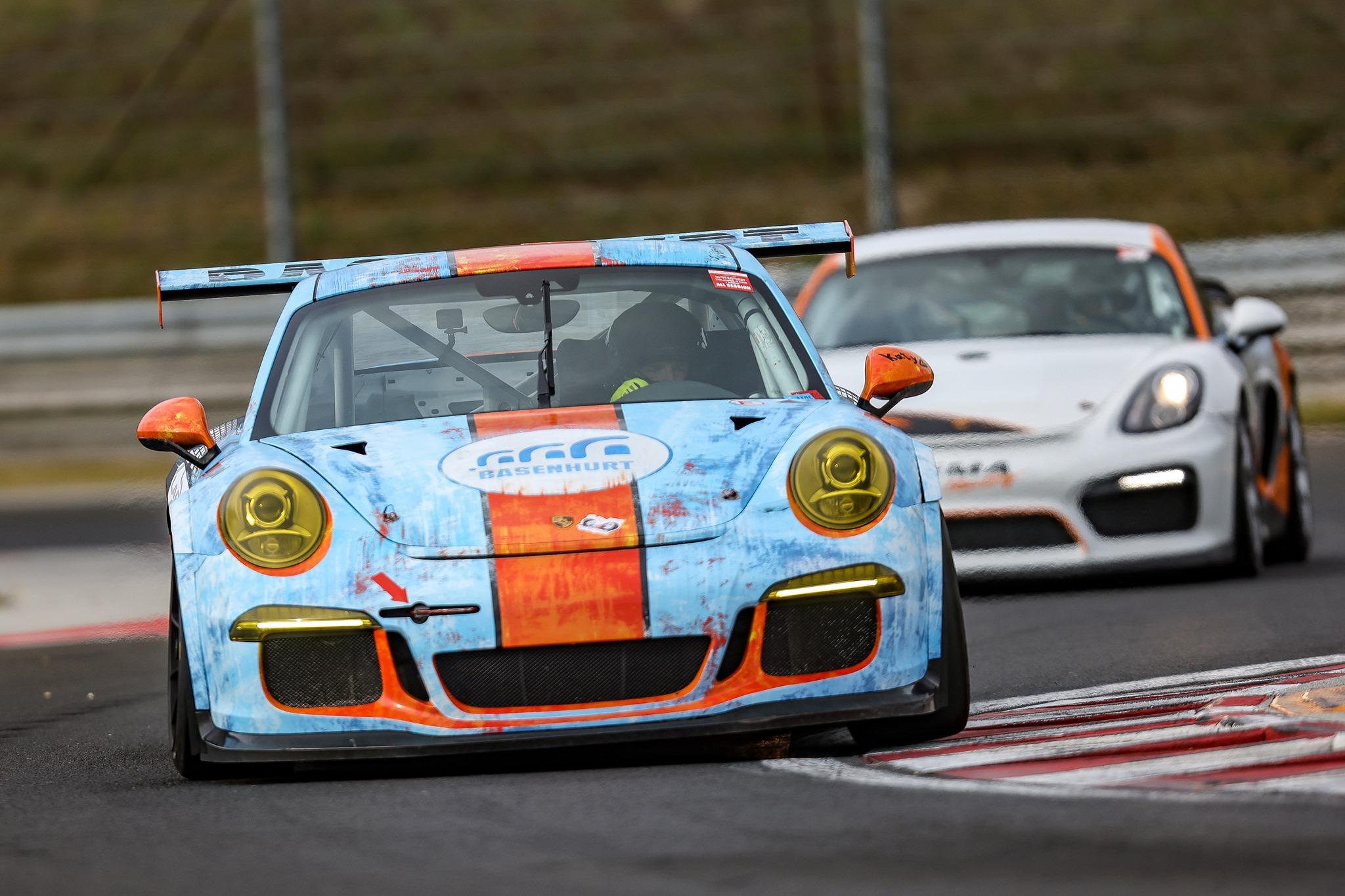 GTC sprintu kraluje po polovině sezony Rzepecki