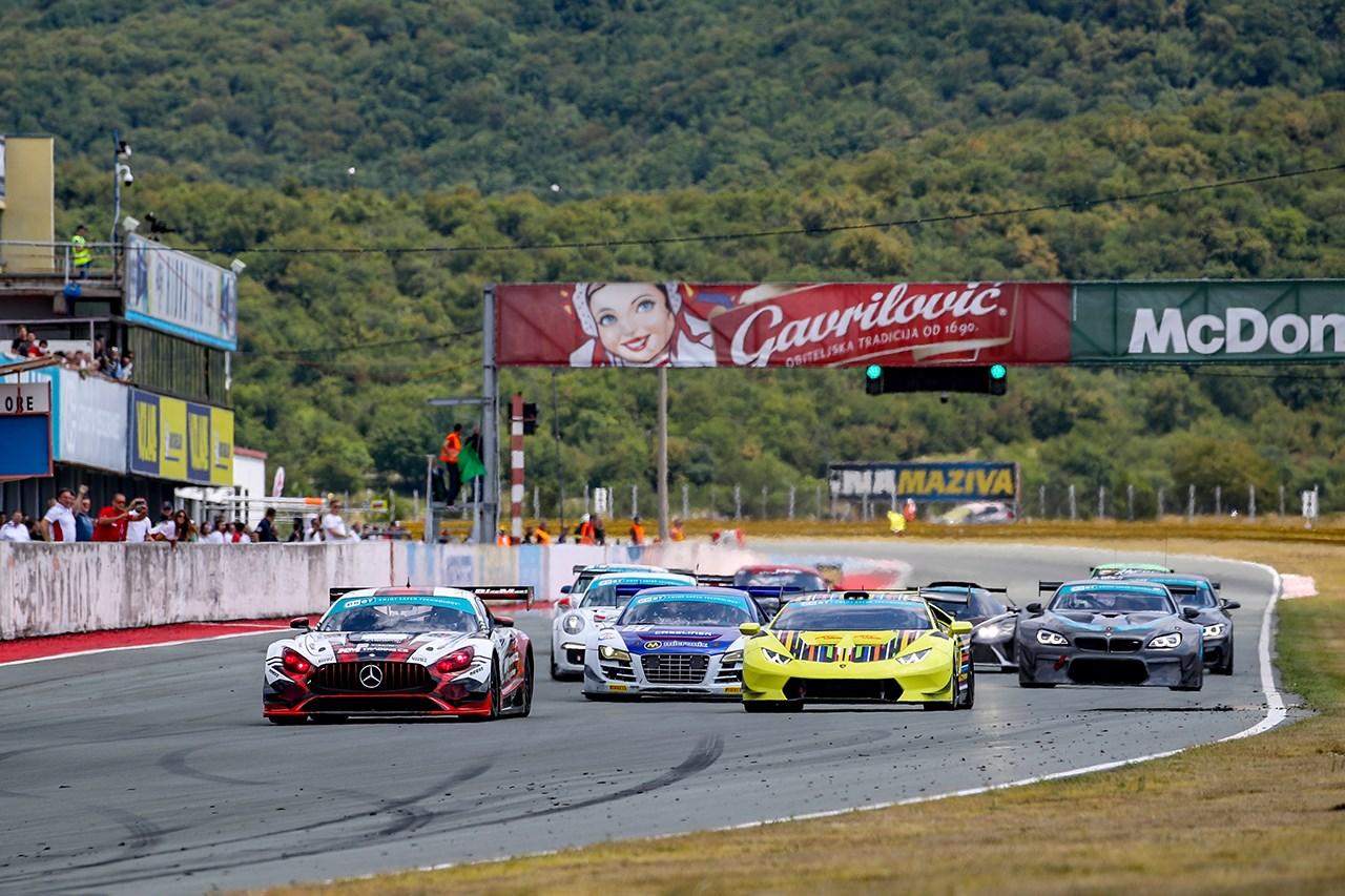 Grobnik zahájí druhou polovinu sezony, v GT3 sprintu bude pokračovat hon na Jedlinského