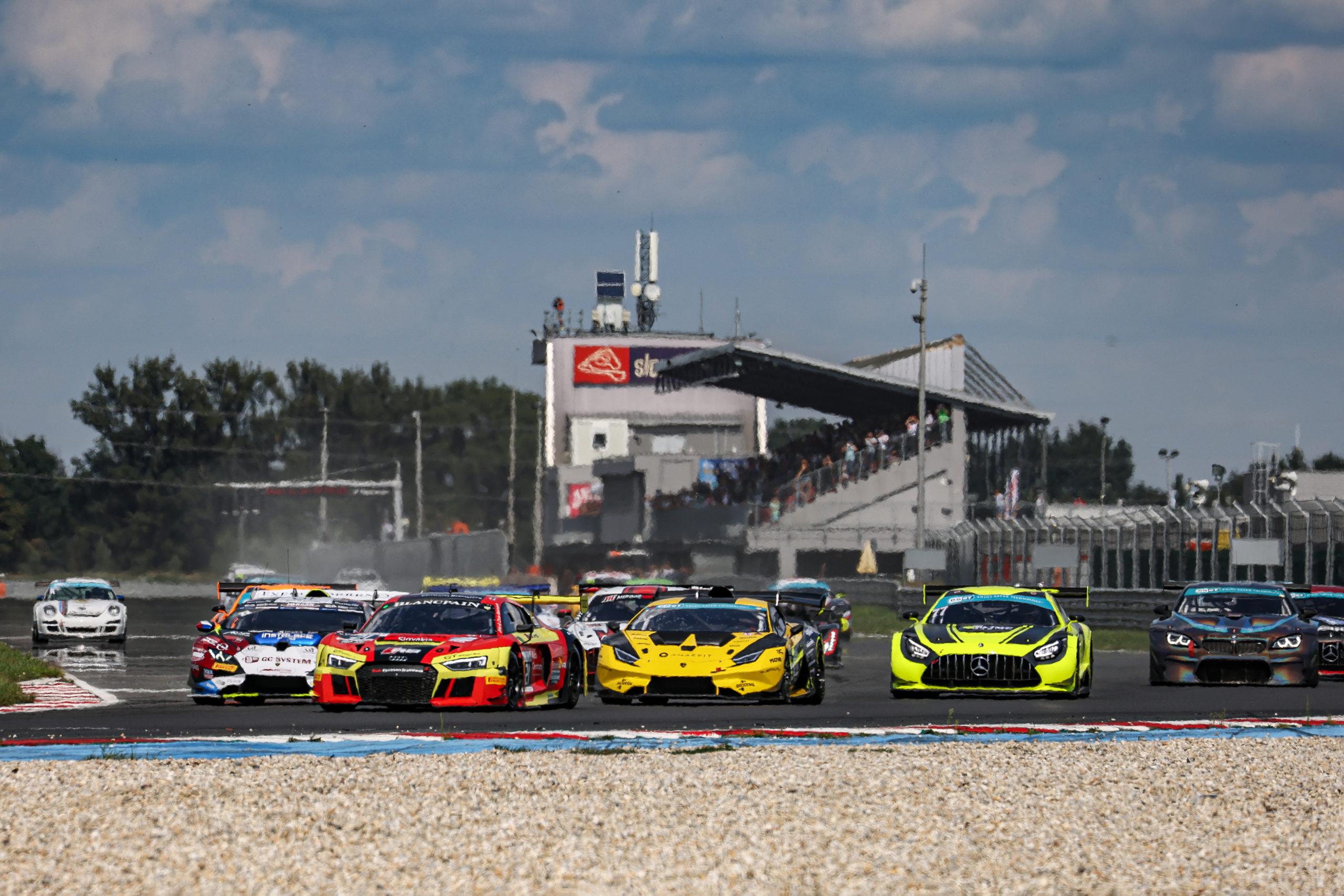 Sprint v Brně: Jedlinského dělí krůček od titulu v GT3, uvidíme i účastníky Le Mans