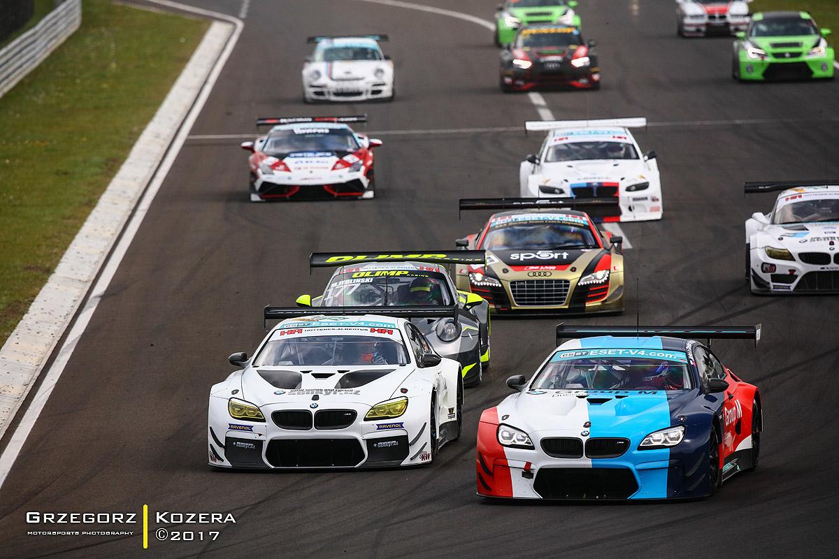 ESET V4 Cup: reportáž z prvního podniku na Hungaroringu