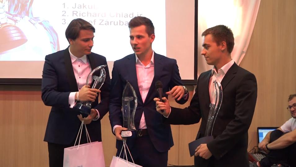 ESET V4 Cup – reportáž z vyhlášení vítězů