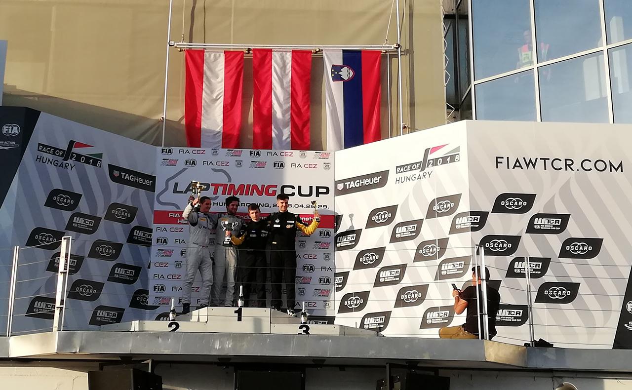 První závod sezóny vyhrál Alfred Kramer