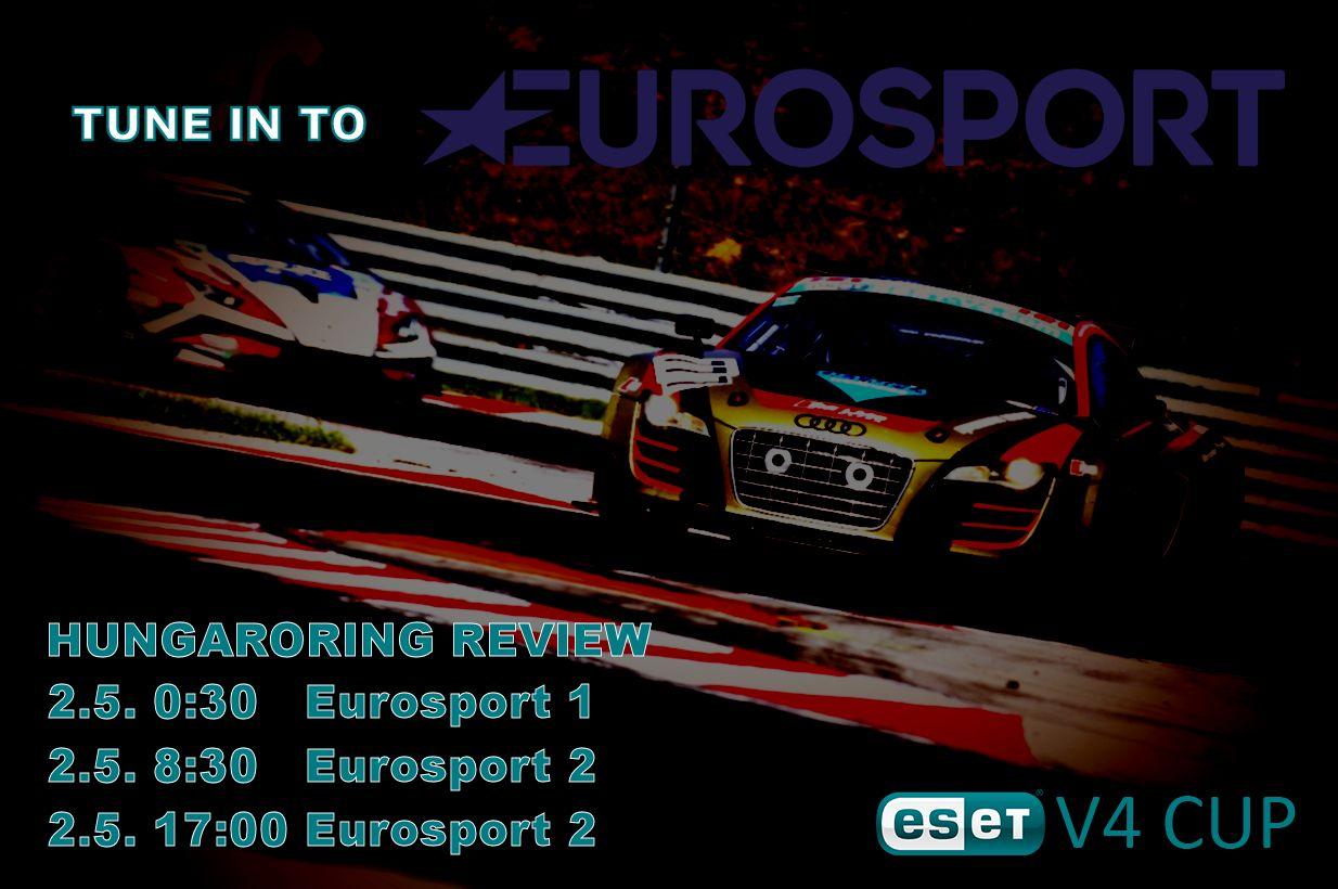 ESET MMSR na Eurosportu