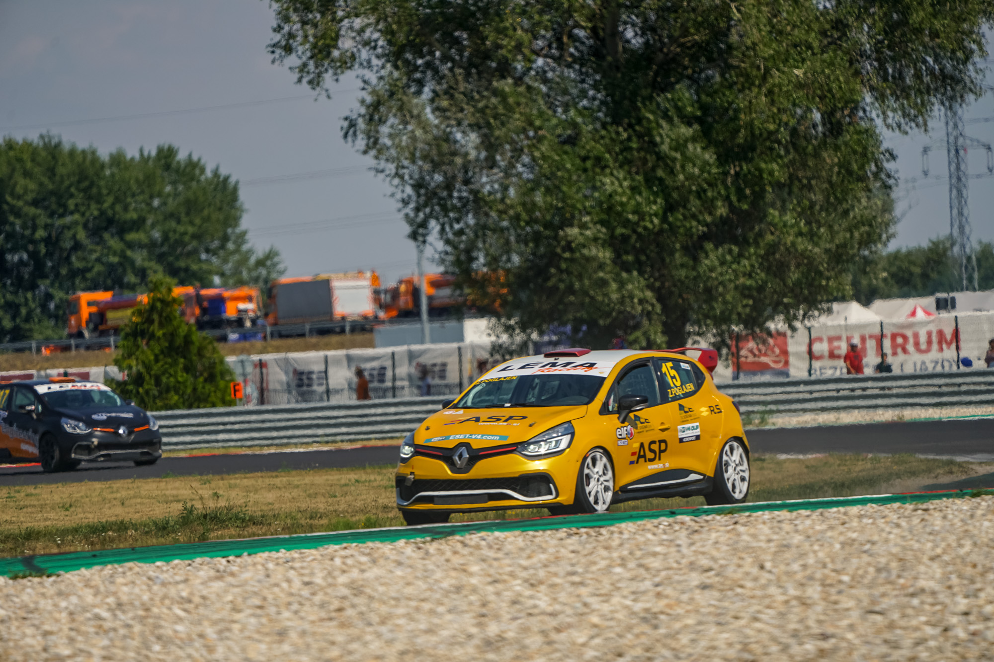 Zoran Poglajen zůstává věrný Renaultu Clio