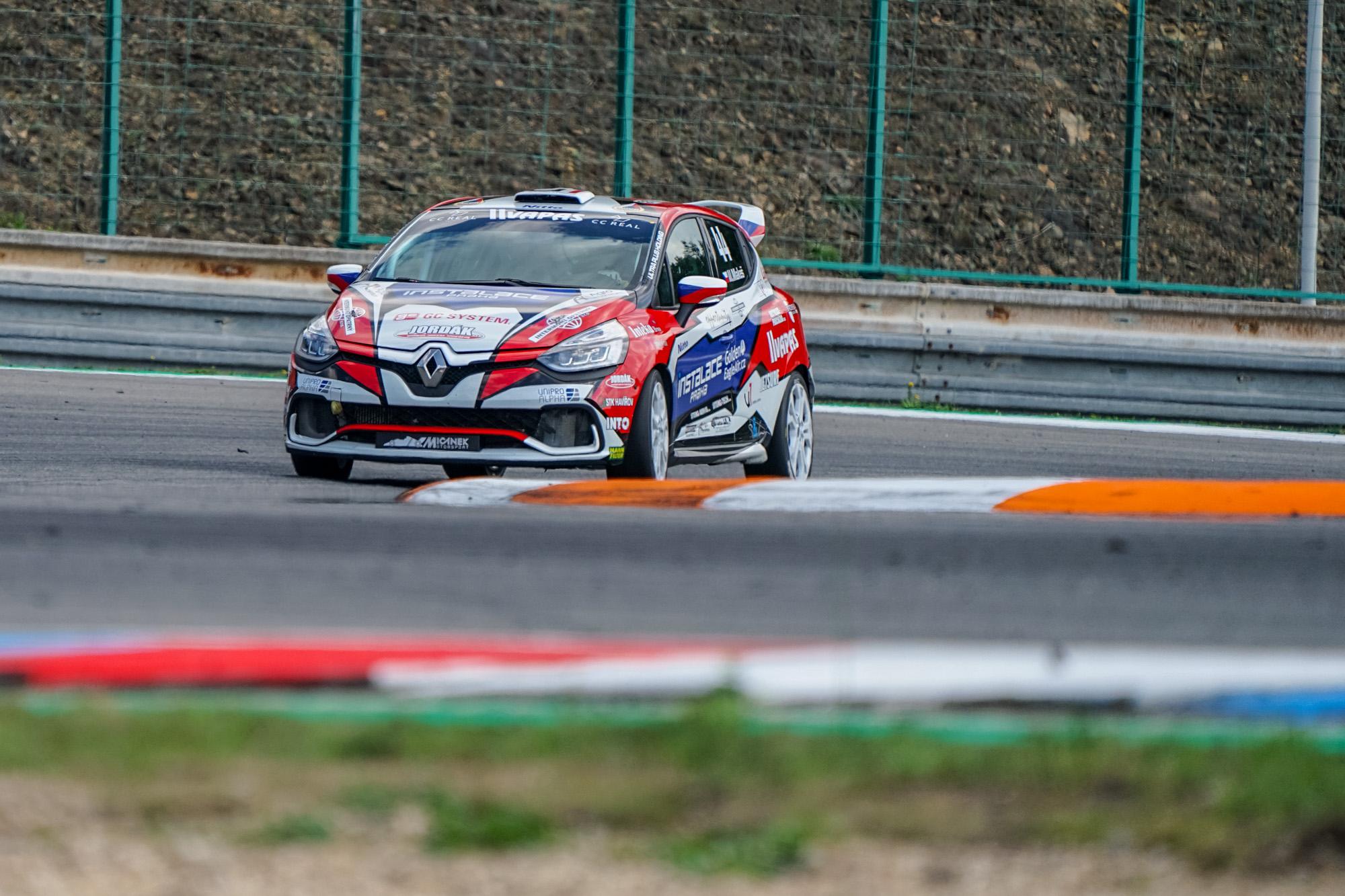 Clio Cup: Vstupní brána do světa velkých závodů