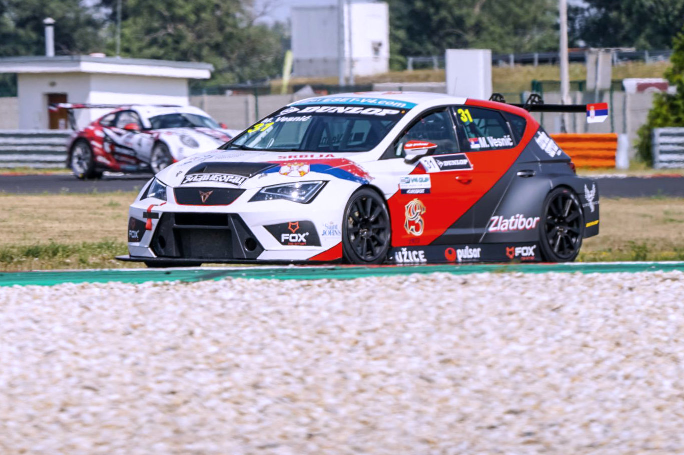 ESET V4 Cup to offer standalone TCR races in 2019