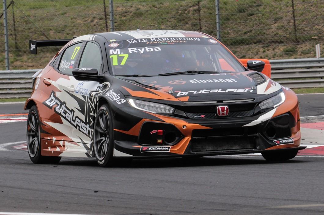 ESET TCR: Kvalifikační boj na Hungaroringu vyhrál Martin Ryba