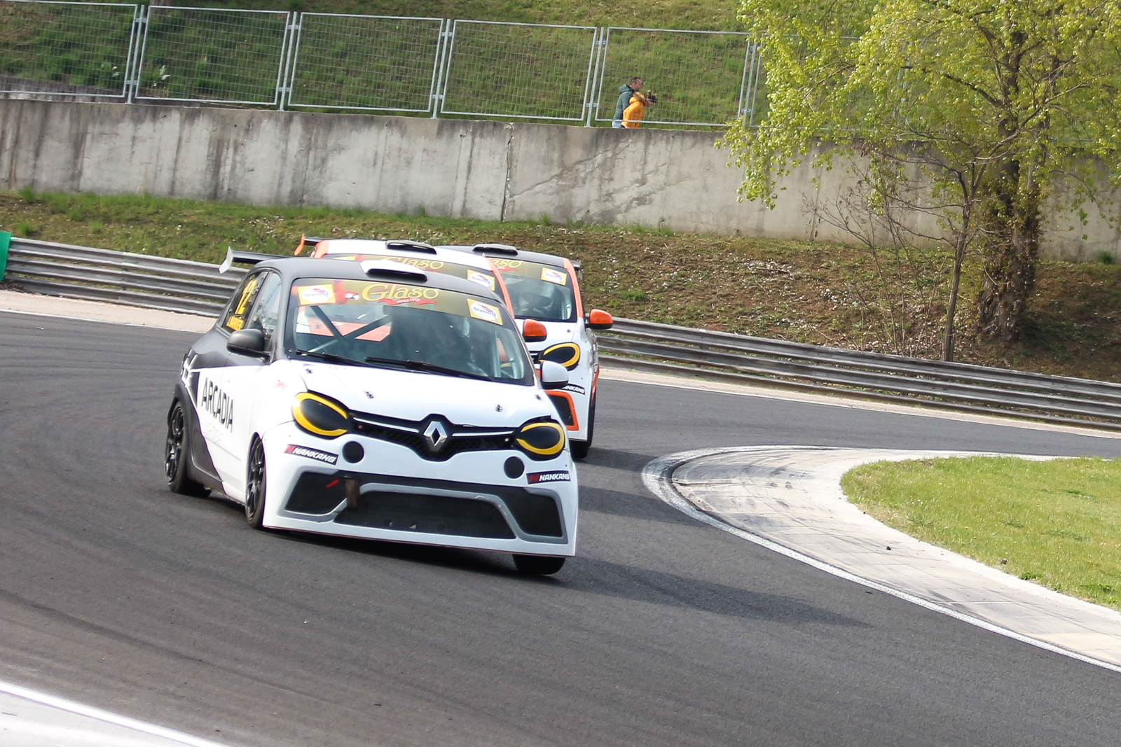 Juniors to face each other again at Red Bull Ring
