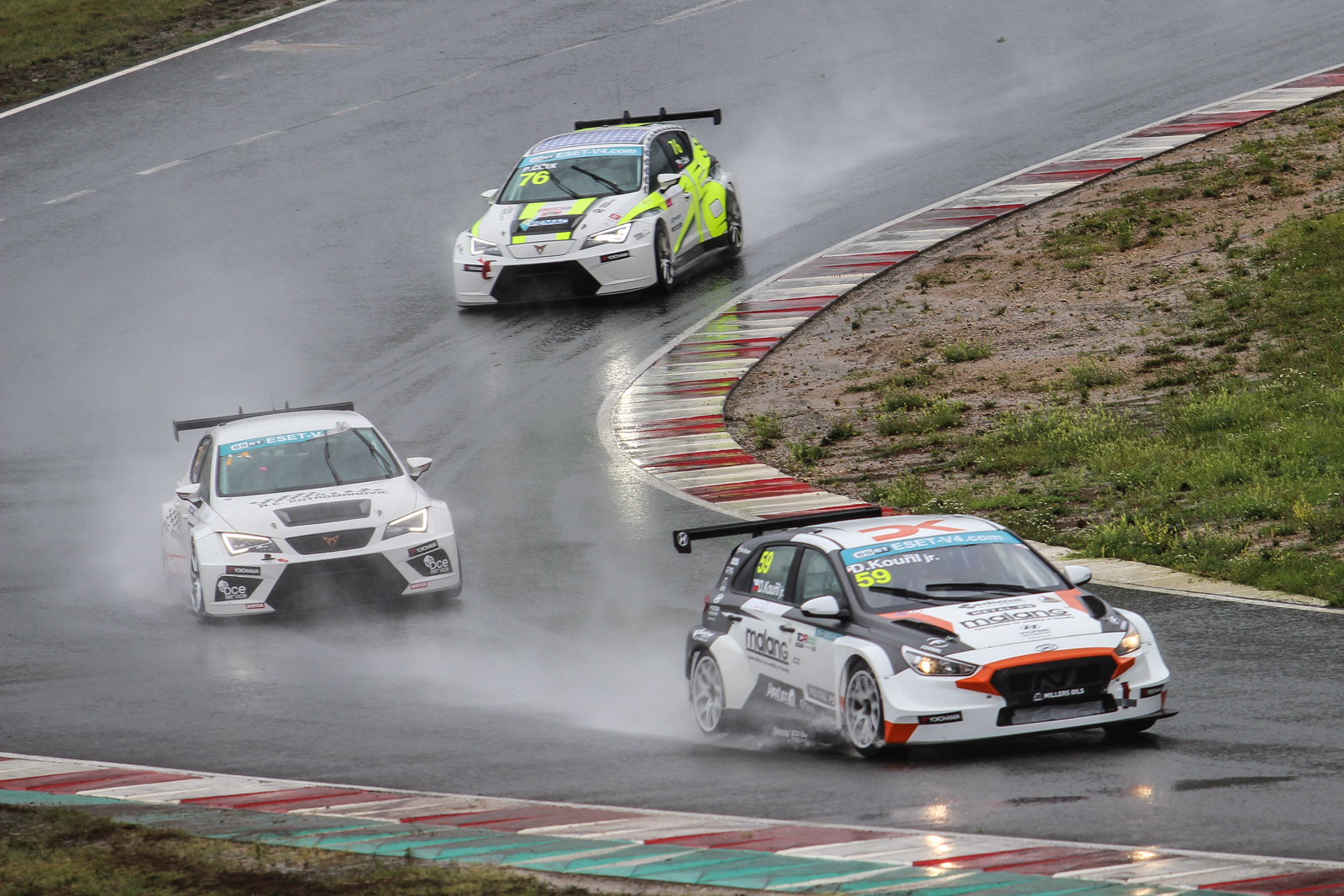 TCR category is set for a big finale as drivers prepare for the penultimate event