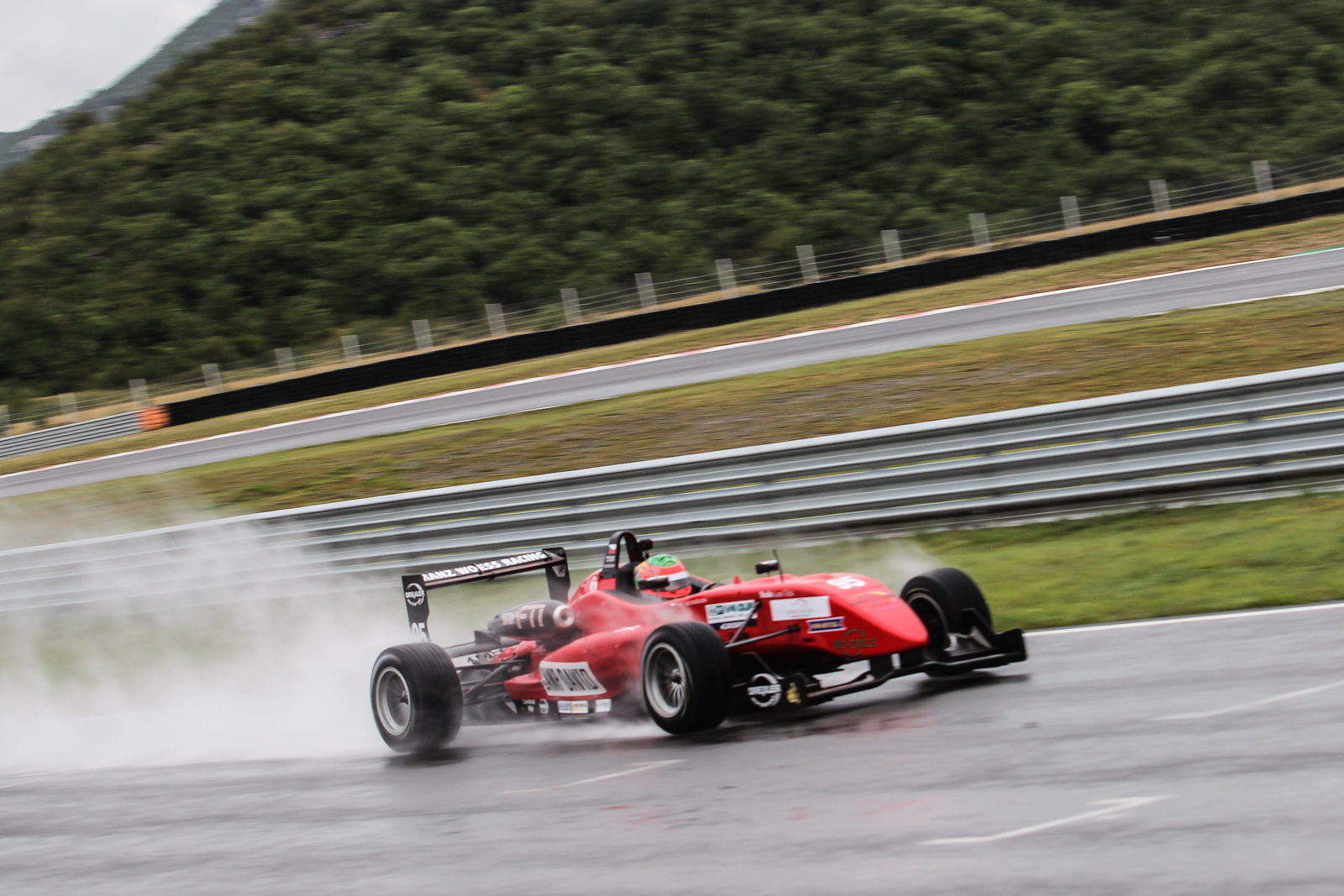Ve F3 je před Hungaroringem v nejlepší pozici Beckhäuser