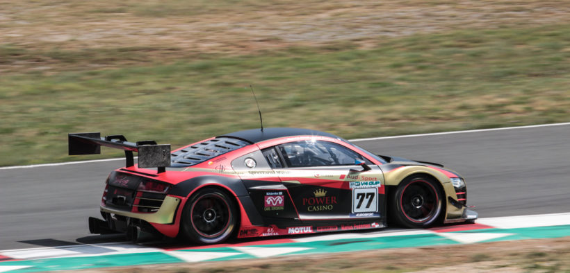 Chlad added Endurance title to his tally