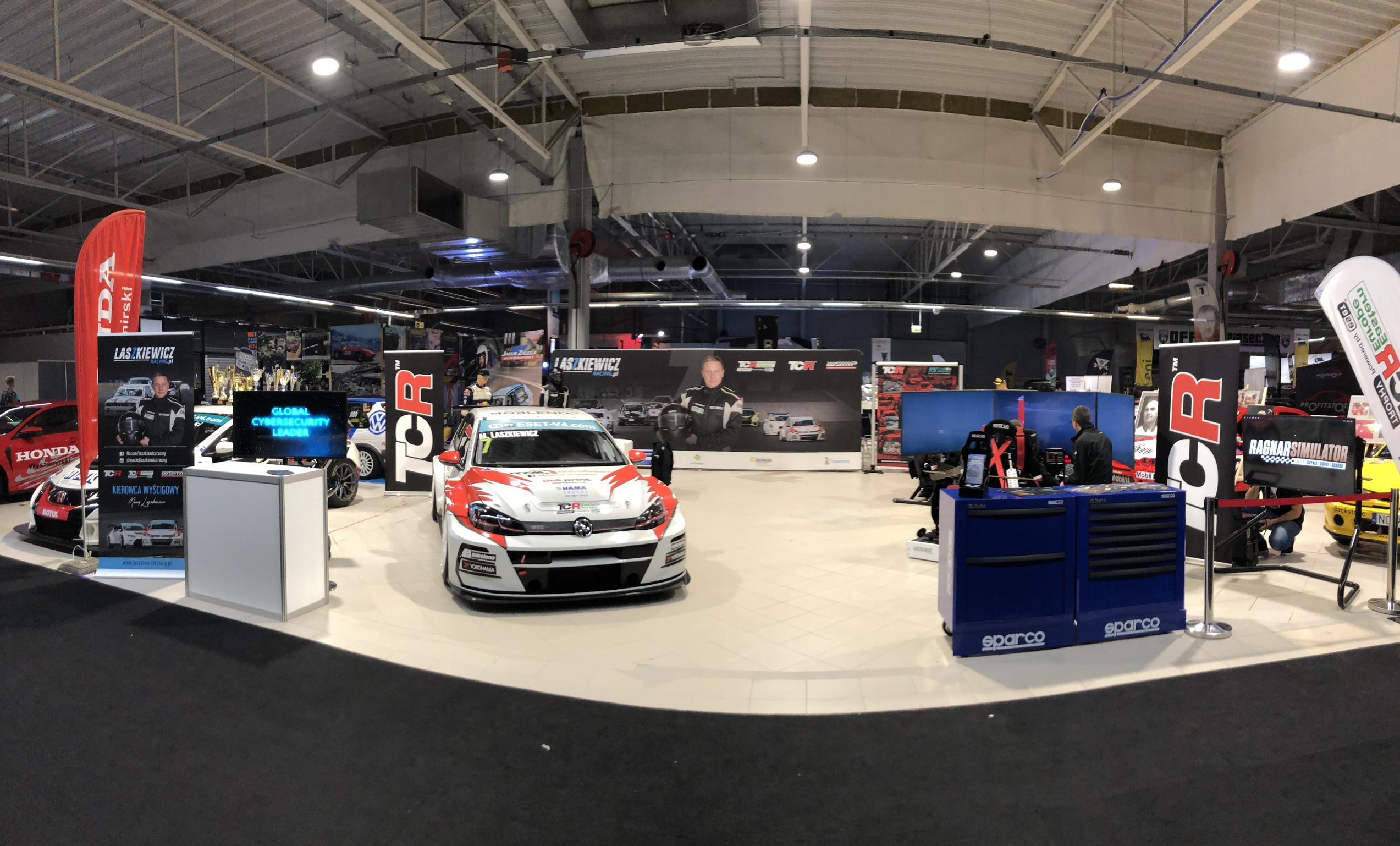 Na výstavě Racing Expo uvidíme i vozy ESET V4 Cupu