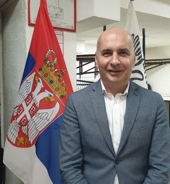 Vesnič byl vyhlášen sportovcem roku města Užice