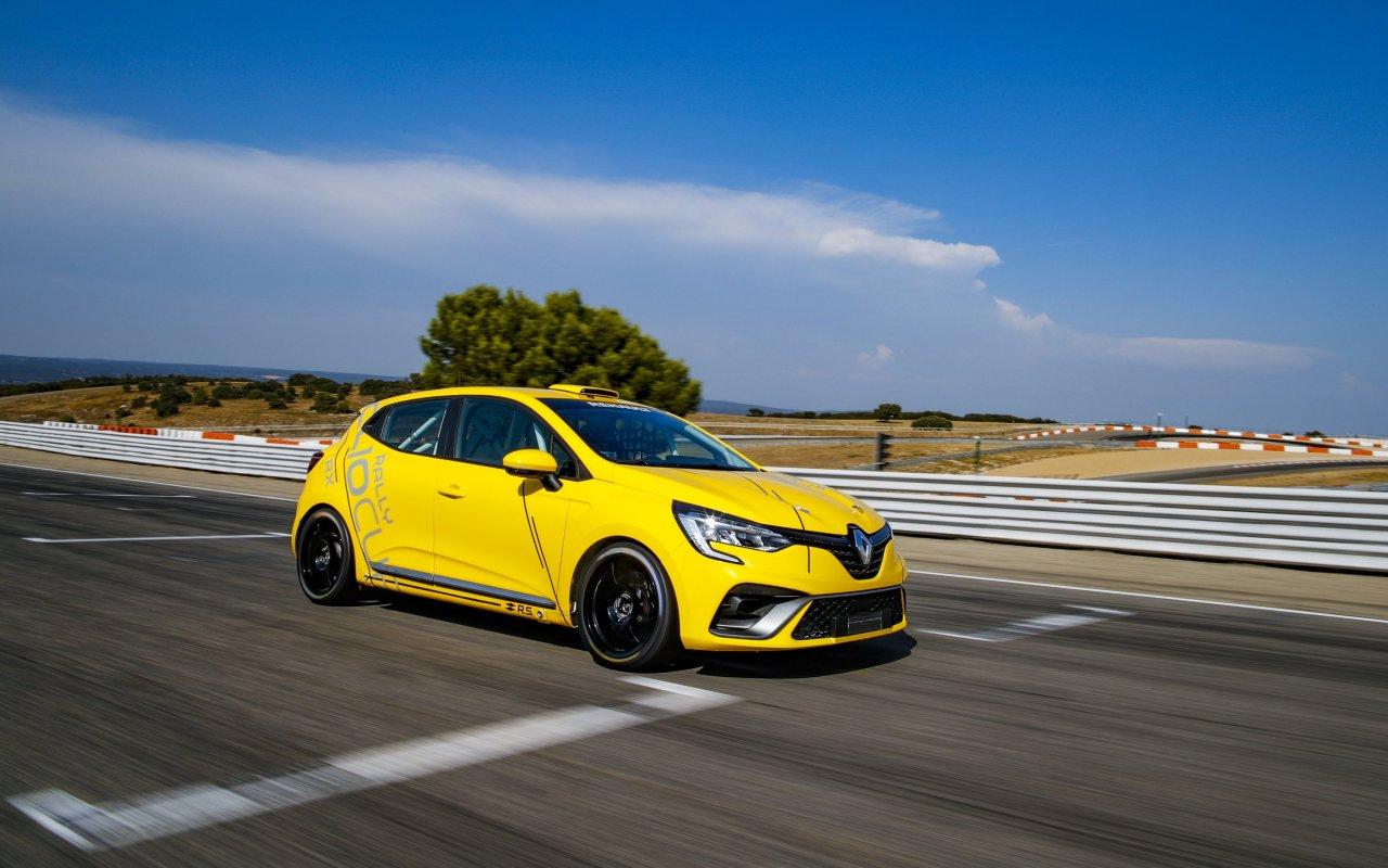 Budoucnost Clio Cupu je v nové generaci francouzského speciálu
