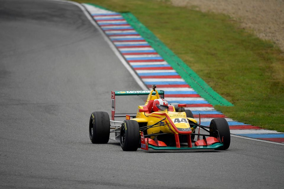 Sandro Zeller dominated in single-seaters at Brno