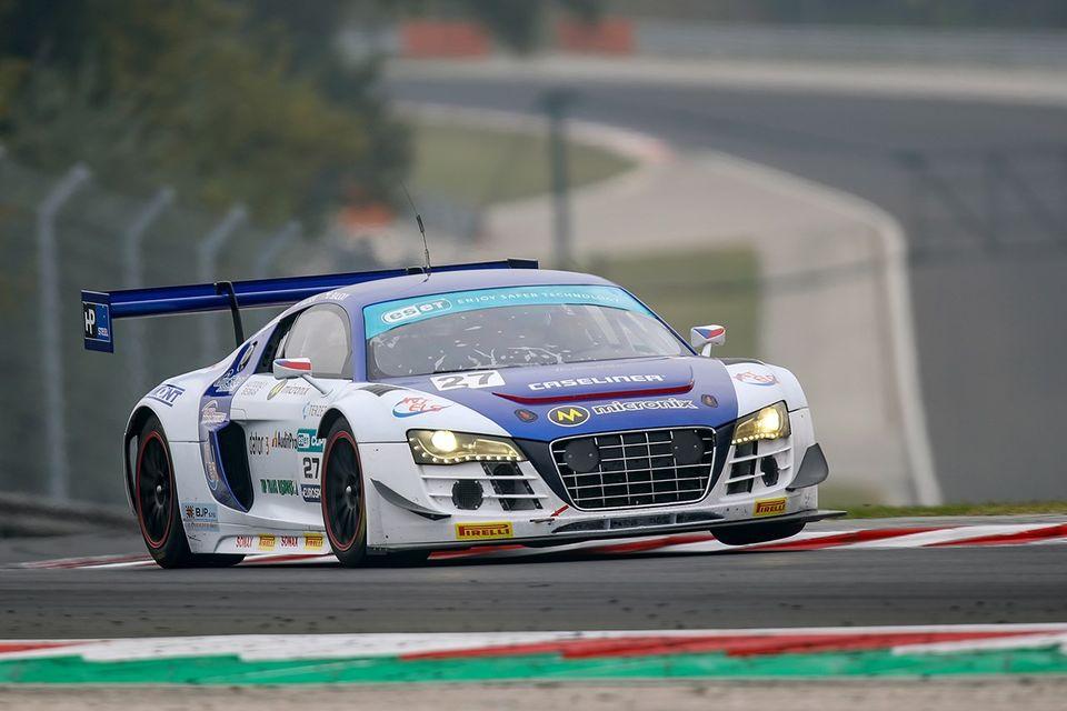 Čtyři závody, čtyři různí vítězové – taková byla letošní vytrvalost GT3