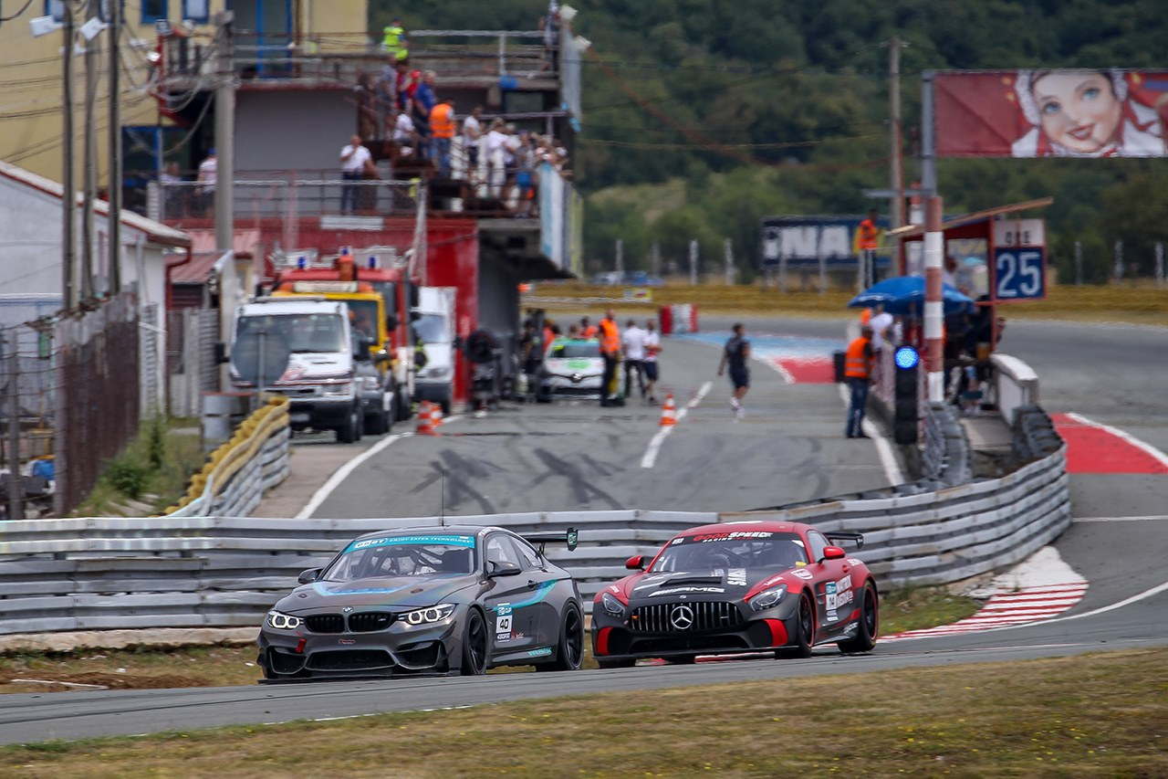 Wira a Good Speed Racing se přesunou do GT3