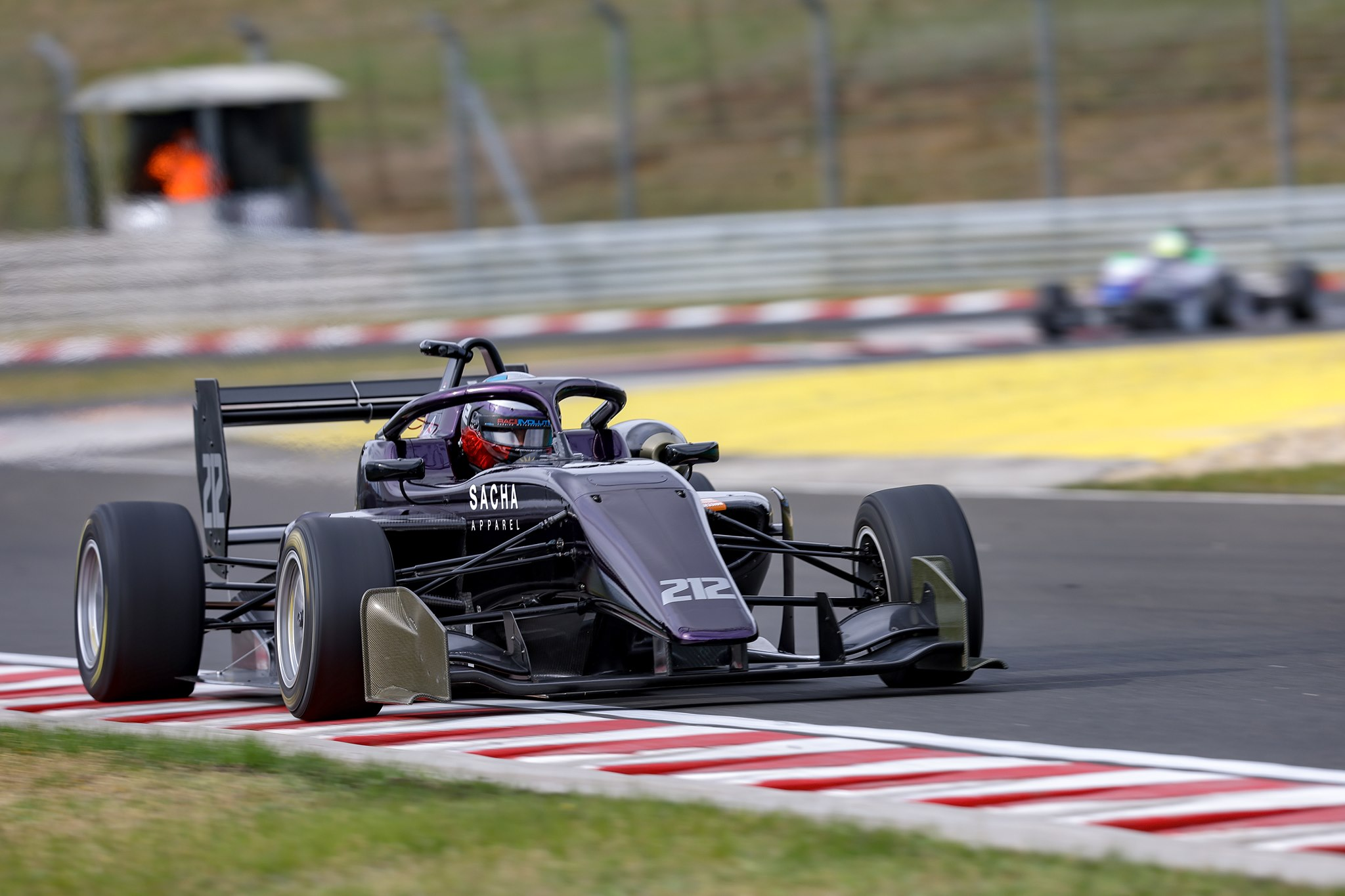 Brajnik dominated both Formula races at Hungaroring