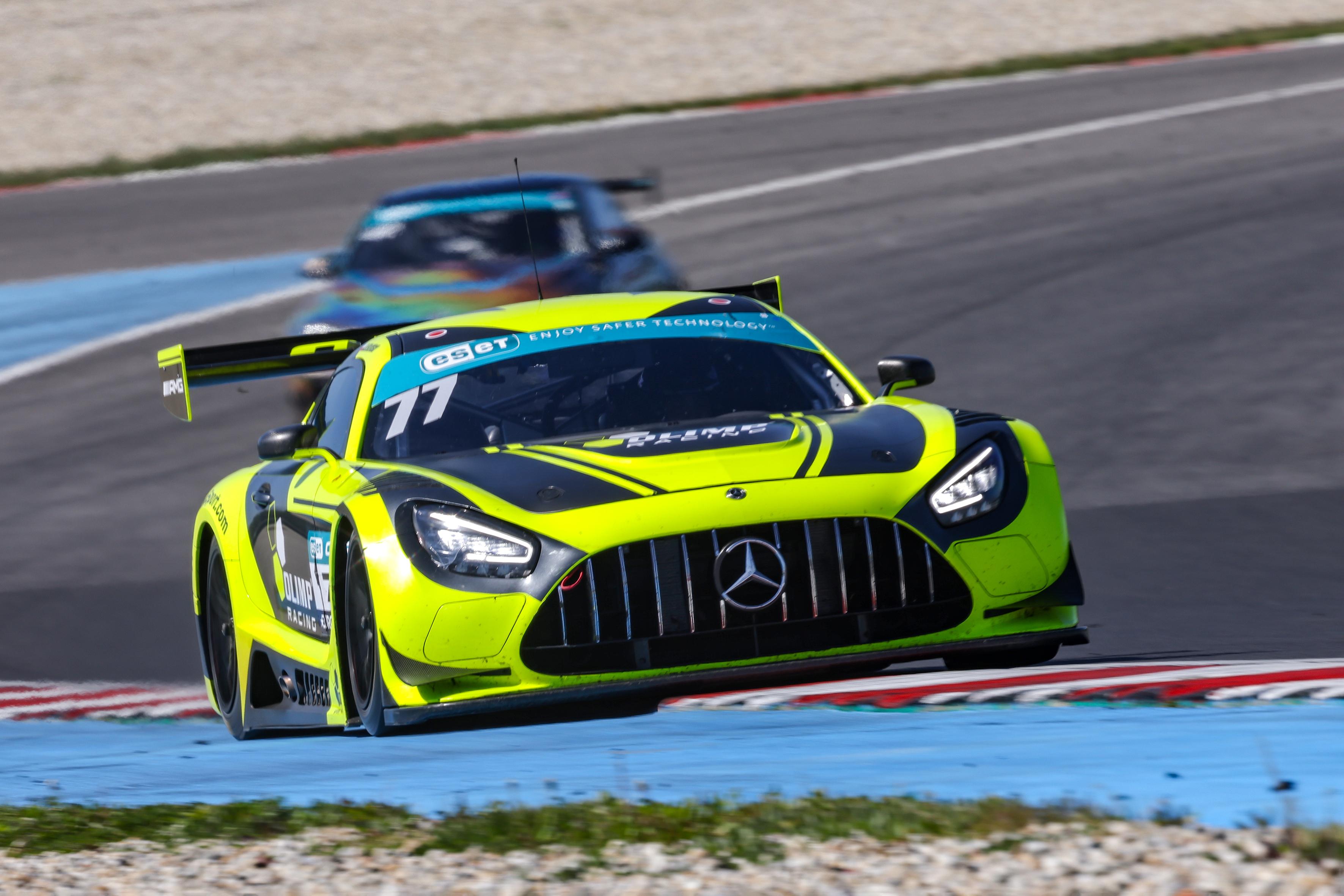 Jedlinski dominates GT3 Endurance races