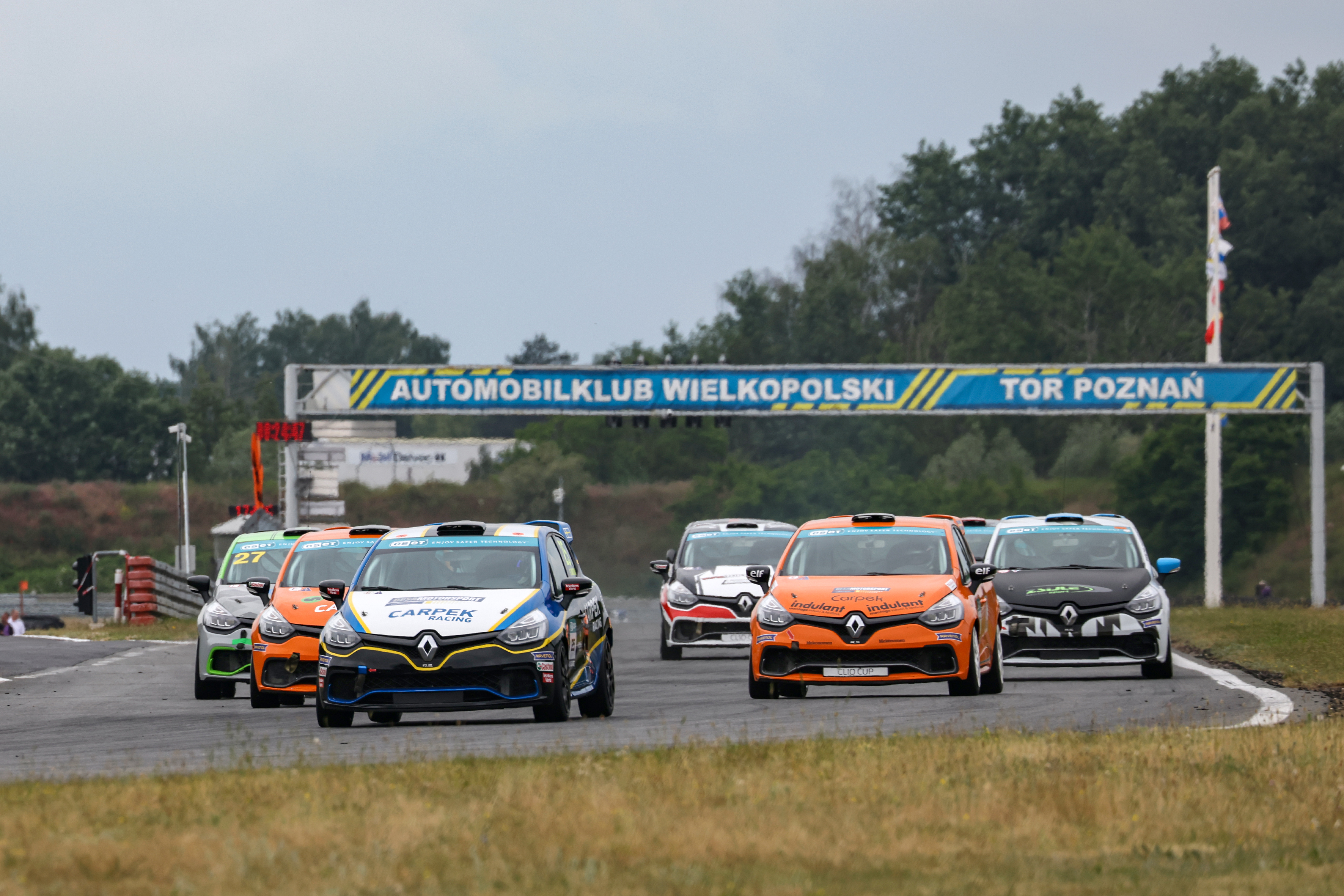 Clio Cup Bohemia continues at Grobnik, is Carpek Service going to take another win?